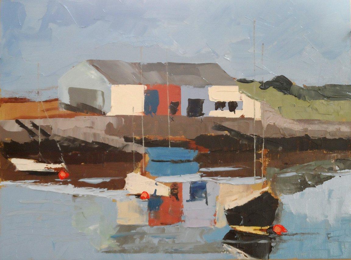 Findhorn Marina