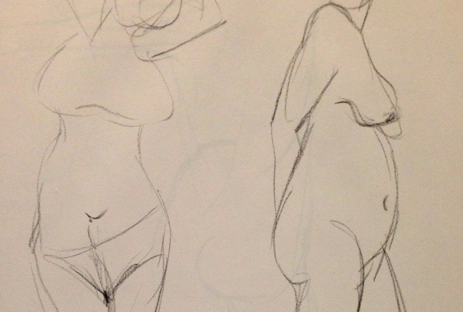 Gesture Drawings_detail
