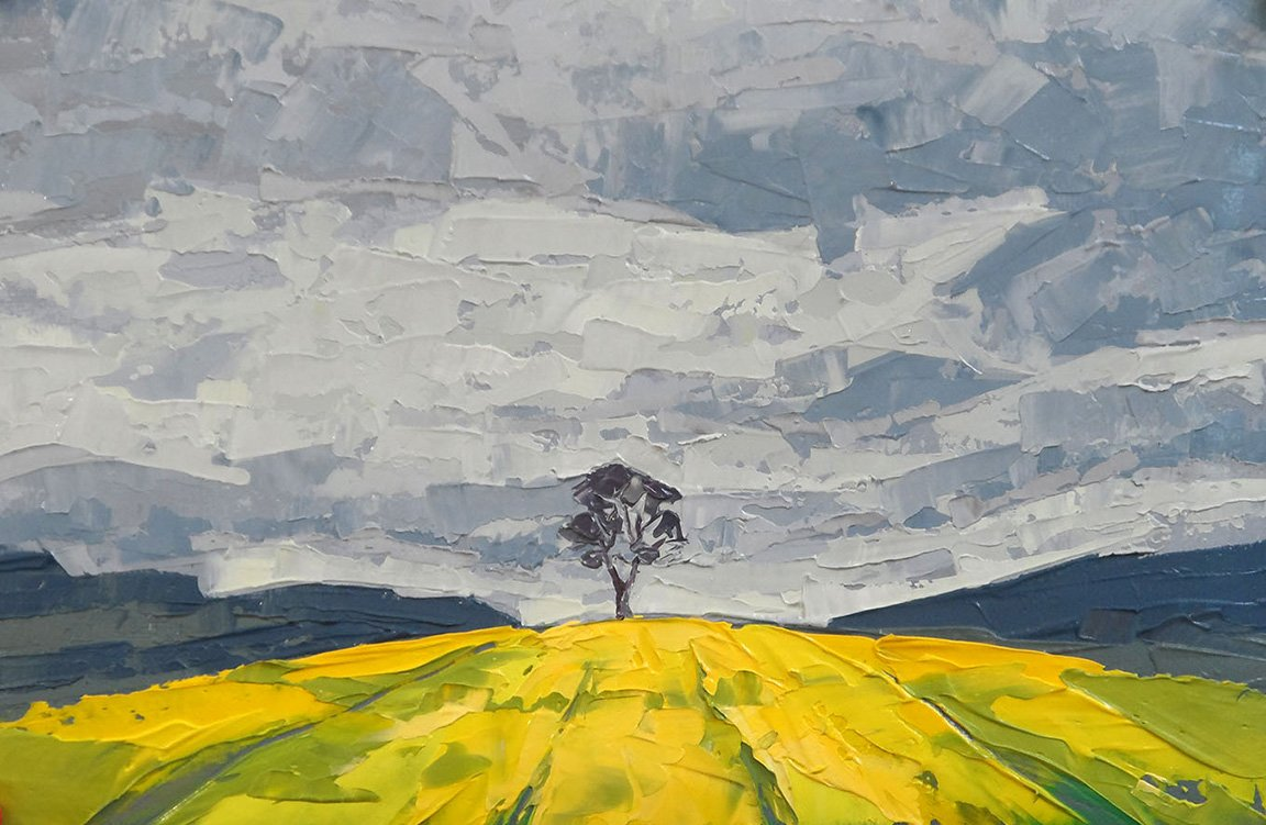 Lone Tree 2015 - Private Collection
