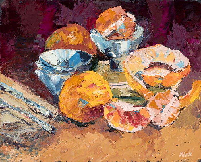 Rice Bowls & Grapefruit (2012)